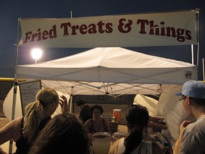 Fried Treats and Things