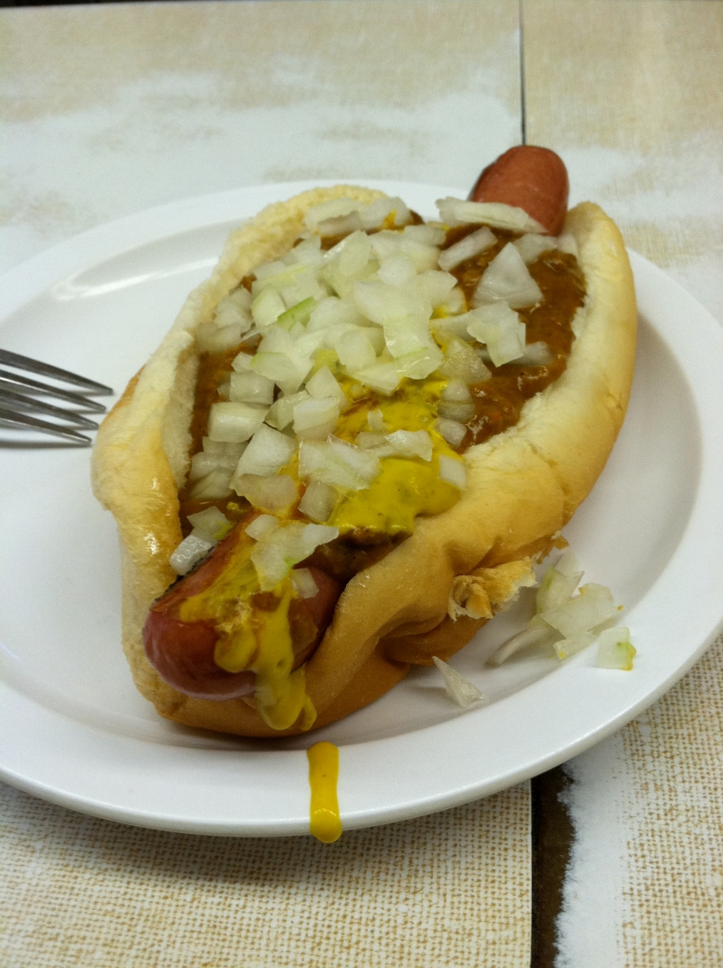 Coney Island Dogs in Detroit