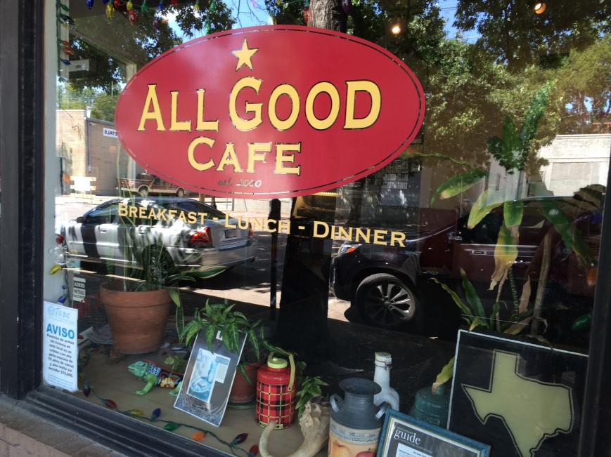 All Good Cafe