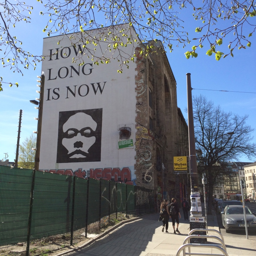 How Long is Now Berlin