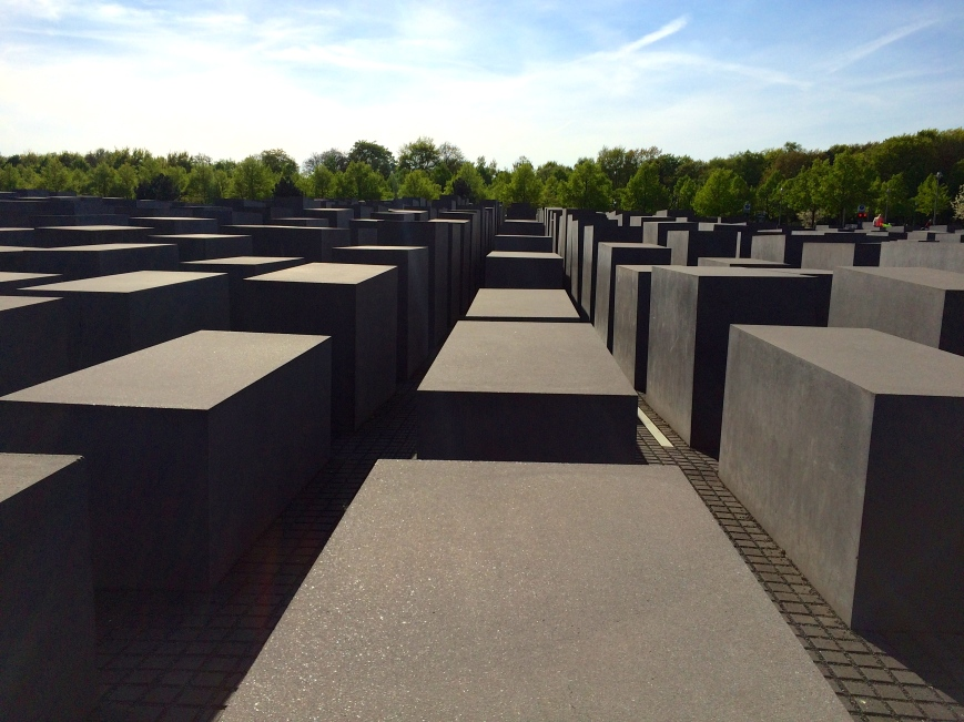 Memorial to the Murdered Jews Berlin