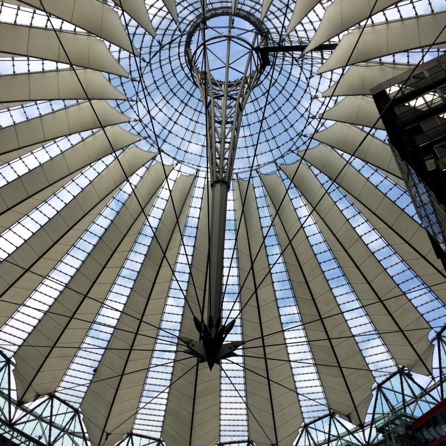 The Sony Center Berlin
