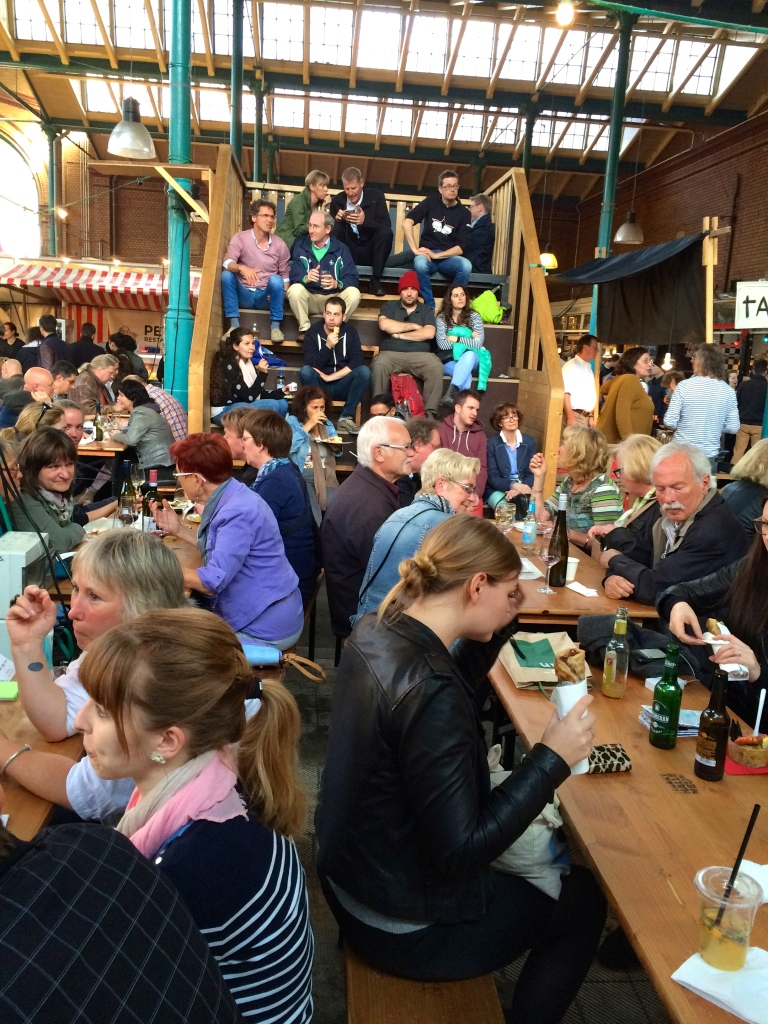 Street food thursday at markthalle neun