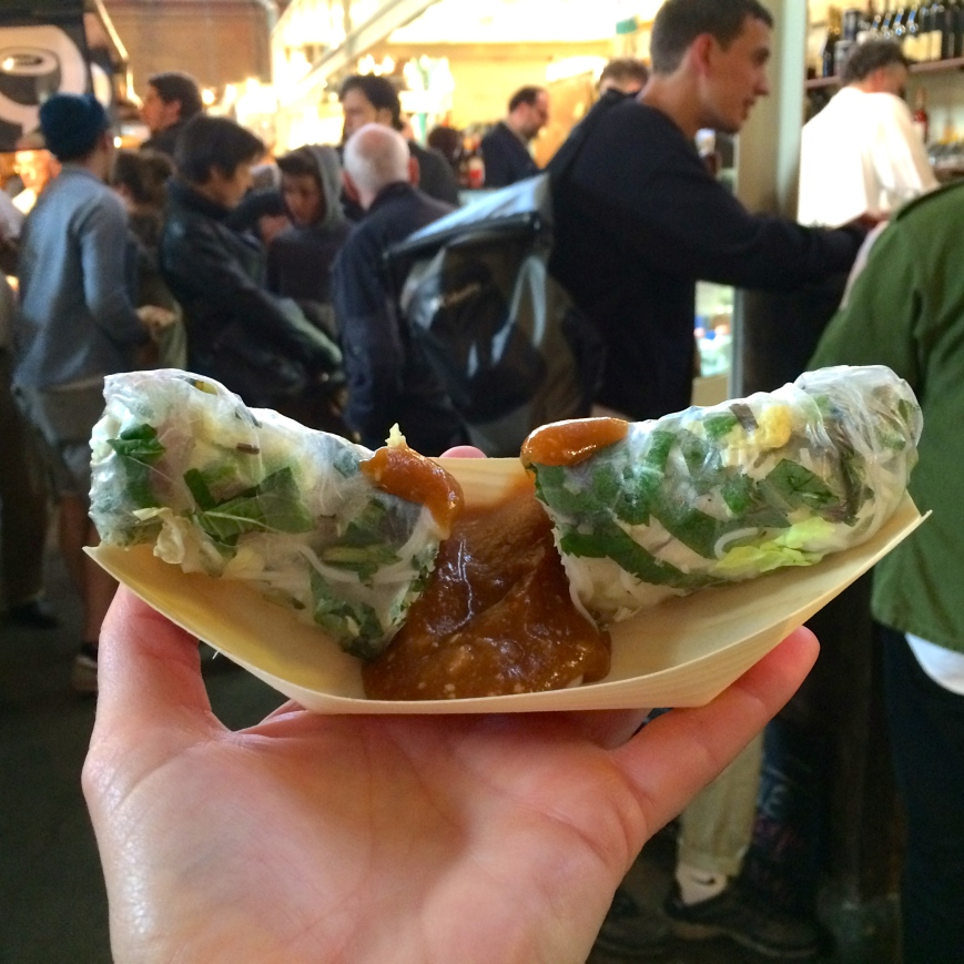 Street food thursday markthalle neun