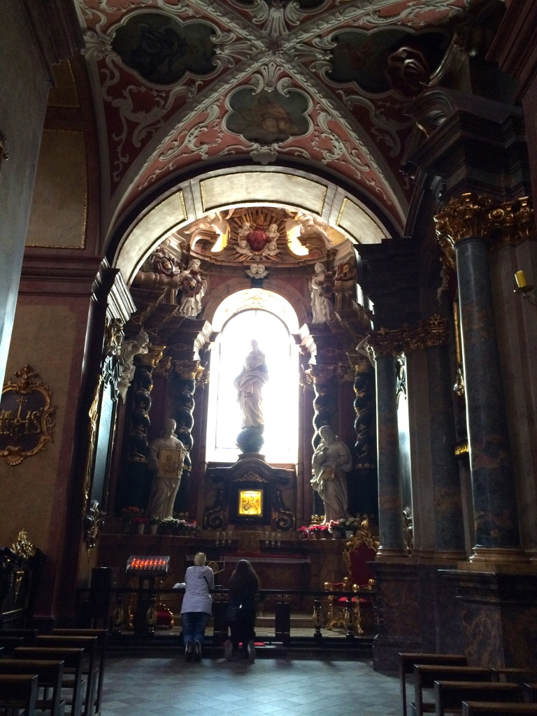 Lesser Basilica of St Stanislaus Poznan