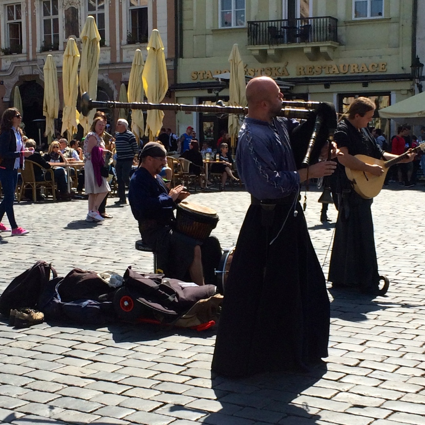 Bohemian Bards Prague