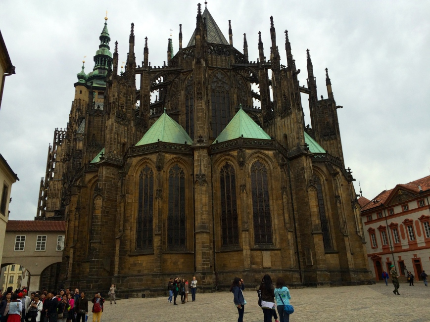 St. Vitus Cathedral Prague