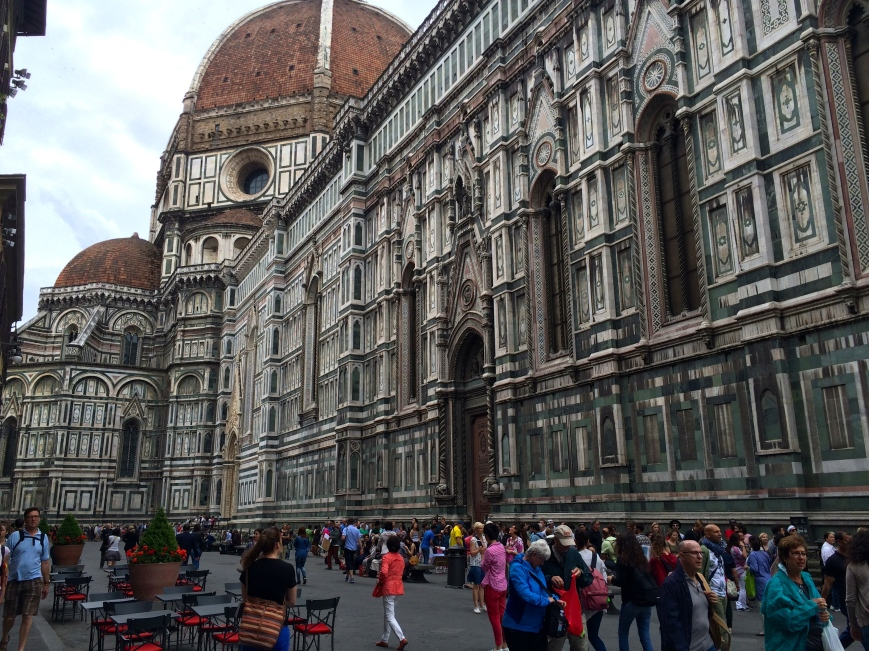 The Duomo Florence