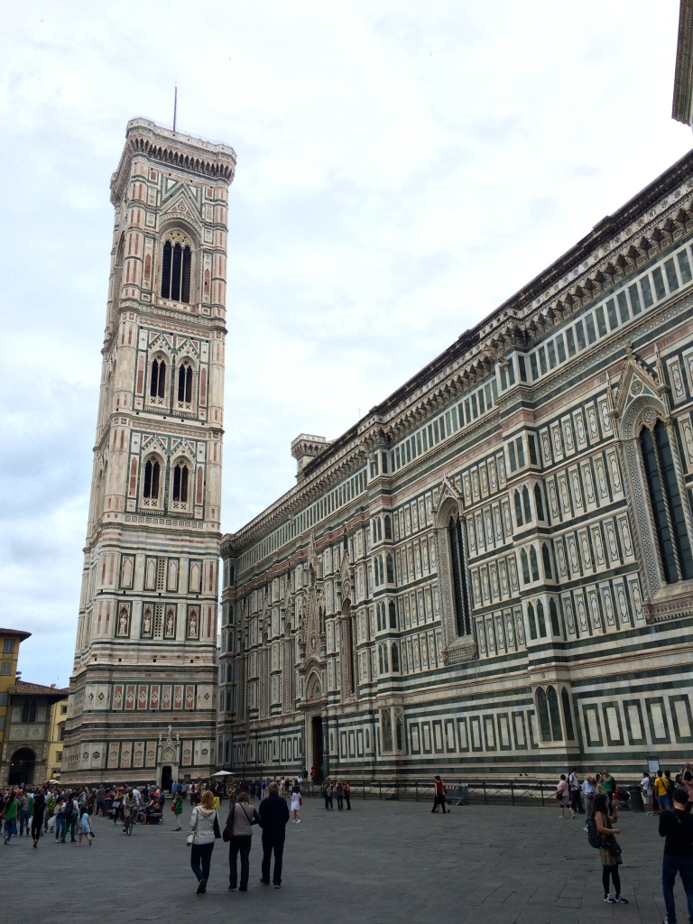 The Campanile Florence