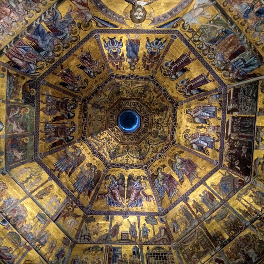 The Baptistery Florence