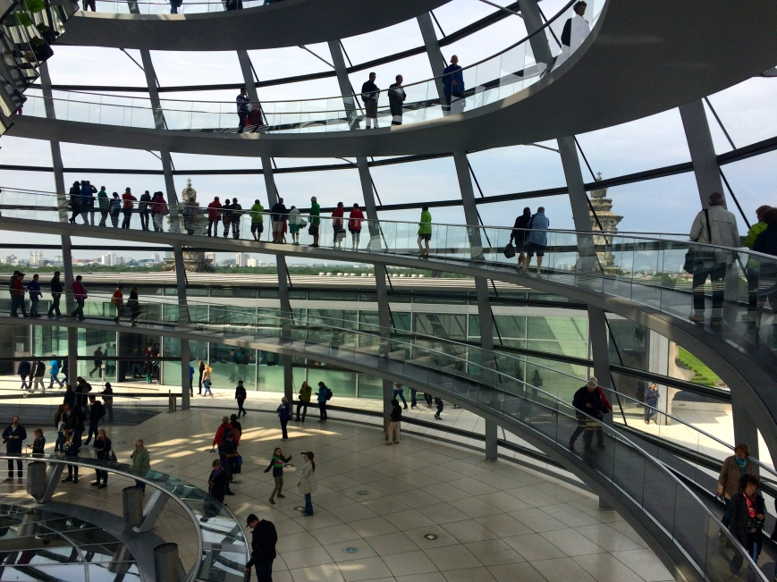 Reichstag Dome Berlin