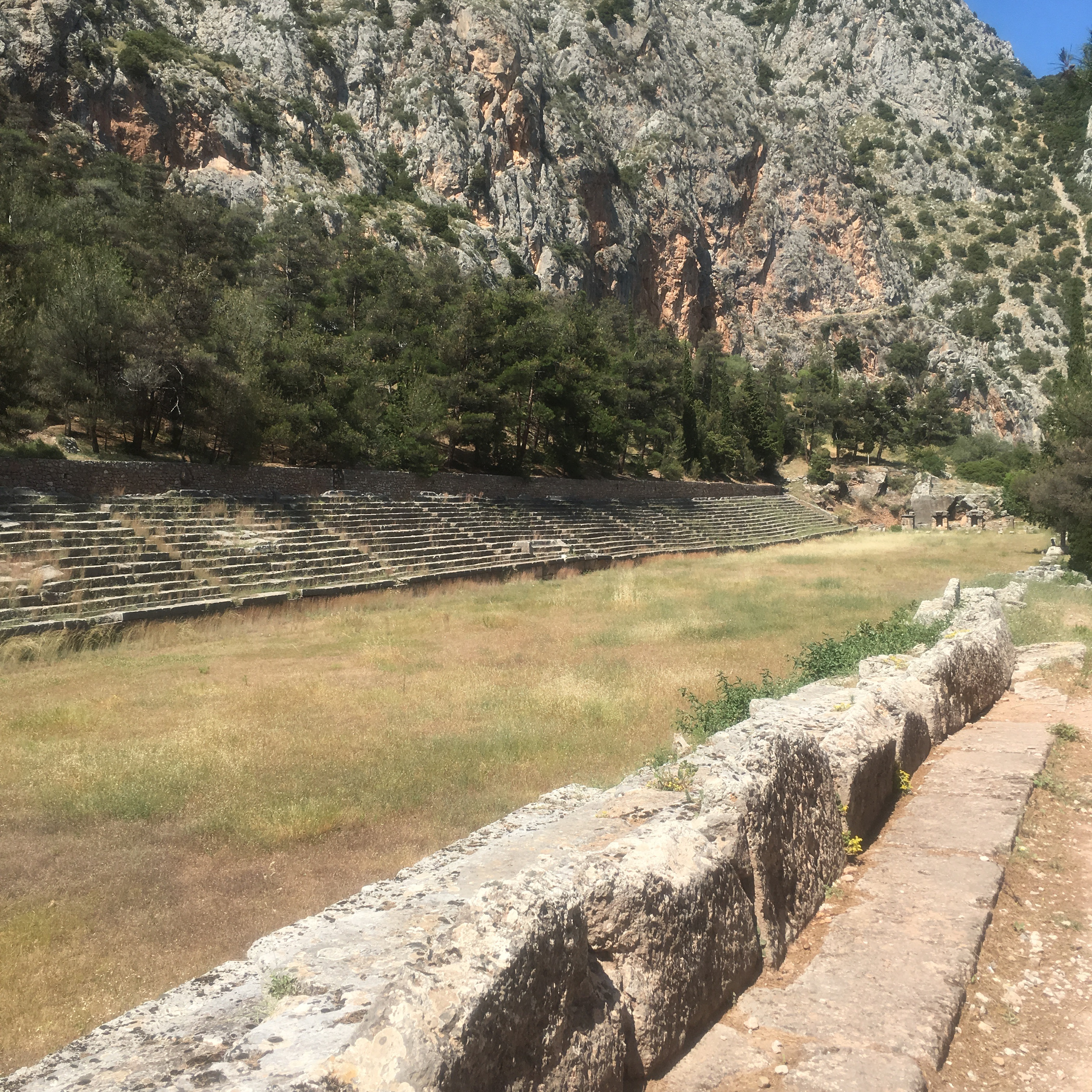 Delphi and the Oracle | Gypsy Queen